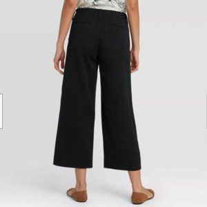 A NEW DAY High rise wide leg crop trousers 8